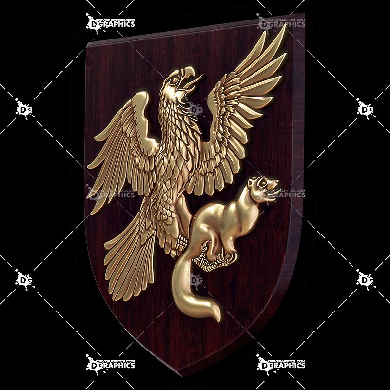 cnc/heraldic-emblem/cnc-hre-005-2