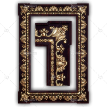 Frame for a Mirror 001