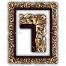 Frame for a Mirror 006