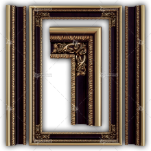 Frame for a Mirror 021