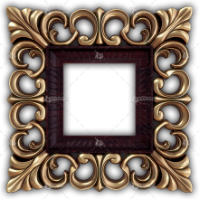 Frame for a Mirror 026