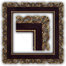 Frame for a Mirror 027