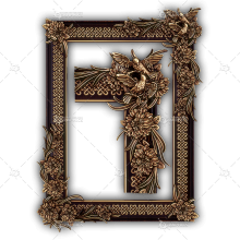 Рама для Зеркала 031