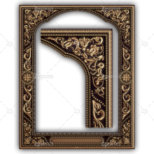 Frame for a Mirror 034