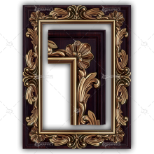 Frame for a Mirror 046