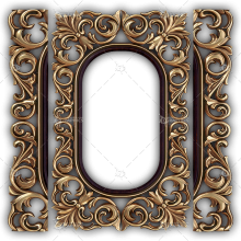 Frame for a Mirror 059