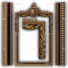 Frame for a Mirror 063