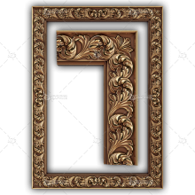 Frame for a Mirror 072